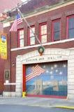 9/11 FDNY-Station Lizenzfreies Stockfoto