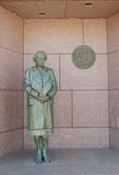 Μνημείο FDR Στοκ Εικόνα