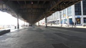 FDR-Aandrijving in de Stad van New York stock footage