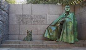 FDR-Denkmal Lizenzfreies Stockbild