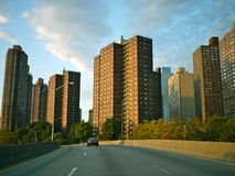 FDR Drive Royalty Free Stock Images