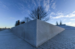 FDR Four Freedoms Park, New York Royalty Free Stock Photos