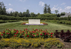FDR Gravesite Royalty Free Stock Images