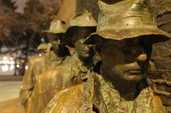 FDR Memorial Stock Image