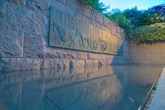 FDR Memorial Royalty Free Stock Photo