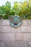 FDR Memorial Stock Photo