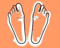 Füße Stockfotos