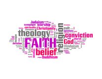 fe stock de ilustración