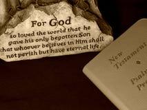 Fe cristiana Imagen de archivo