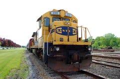 fe dieslowska elektryczna lokomotywa Santa Zdjęcie Stock