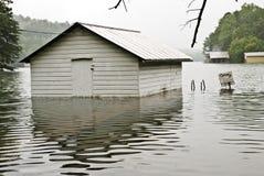 Fée tropicale de tempête en Géorgie Photographie stock