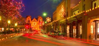 Fe van de kerstman Royalty-vrije Stock Afbeeldingen