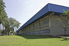 FEA-USP - São Brazylia Paulo - Zdjęcie Royalty Free