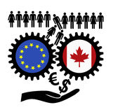 Fears over CETA Stock Image