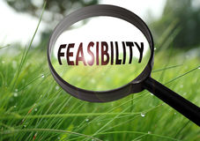 Feasibility Stock Images