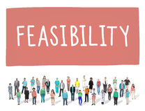 Feasibility Possibility Possible Potential Ideas Concept Royalty Free Stock Images