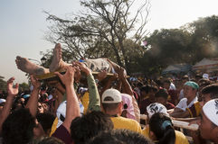 Feast of the Black Nazarene Royalty Free Stock Photography