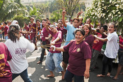 Feast of the Black Nazarene Stock Photo