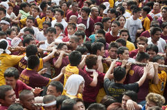 Feast of the Black Nazarene Royalty Free Stock Photos