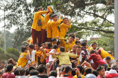 Feast of Black Nazareno, Philippines Stock Photo