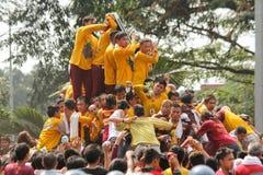 Feast of Black Nazareno, Philippines Stock Photo