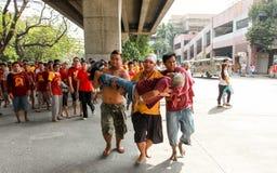 Feast of Black Nazareno, Philippines Stock Photography
