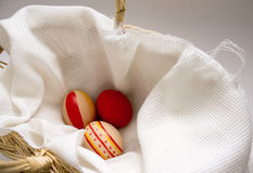 The feast of Easter preparation Royalty Free Stock Photography
