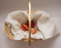 The feast of Easter preparation Royalty Free Stock Photo