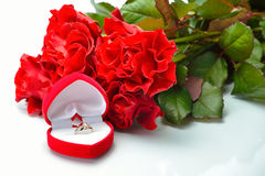 Feast of Love Royalty Free Stock Photography