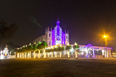 Feast of  Nossa Senhora de Belem Church Royalty Free Stock Image