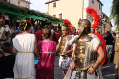 Feast Of Bacchus.SPAIN Royalty Free Stock Photos