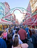 Feast Of San Gennaro Royalty Free Stock Photos