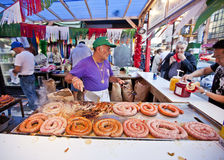 Feast Of San Gennaro Royalty Free Stock Photography
