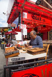 Feast of San Gennaro NYC Royalty Free Stock Photos