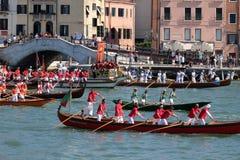 Feast of the Sensa in Venice Stock Photo