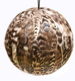Feather ball Stock Images