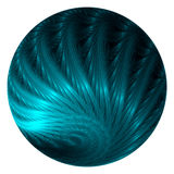 Feather ball Stock Photos