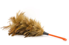 Feather Broom Stock Photos
