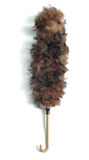 Feather duster isolated Royalty Free Stock Photo