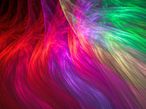 Feather fractal background - abstract digitally generated image. Feather fractal background - abstract computer-generated image. Digital art: randomly arranged Royalty Free Stock Photography