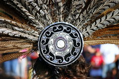 Feather Headdress Royalty Free Stock Images