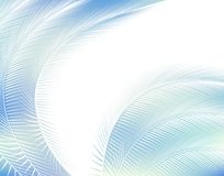 Feathered background Stock Photography