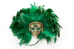 Feathered mask Royalty Free Stock Photography