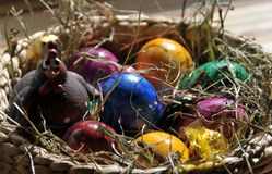 Feature photo easter Stock Image