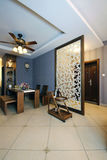 Featured home. Beijing, China, featured a beautiful home Stock Photography