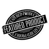 Featured product stamp Royalty Free Stock Image