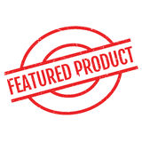Featured product stamp Stock Image