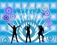 Febbre della discoteca royalty illustrazione gratis