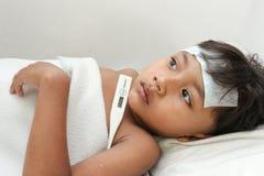 febre Fotos de Stock Royalty Free