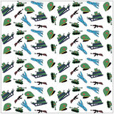 Februari 23 militär bakgrund vektor illustrationer